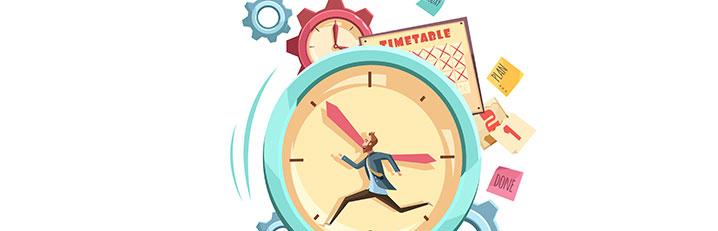 صورة فلسفة الوقت: لا تخف ..الزمن سيعود!